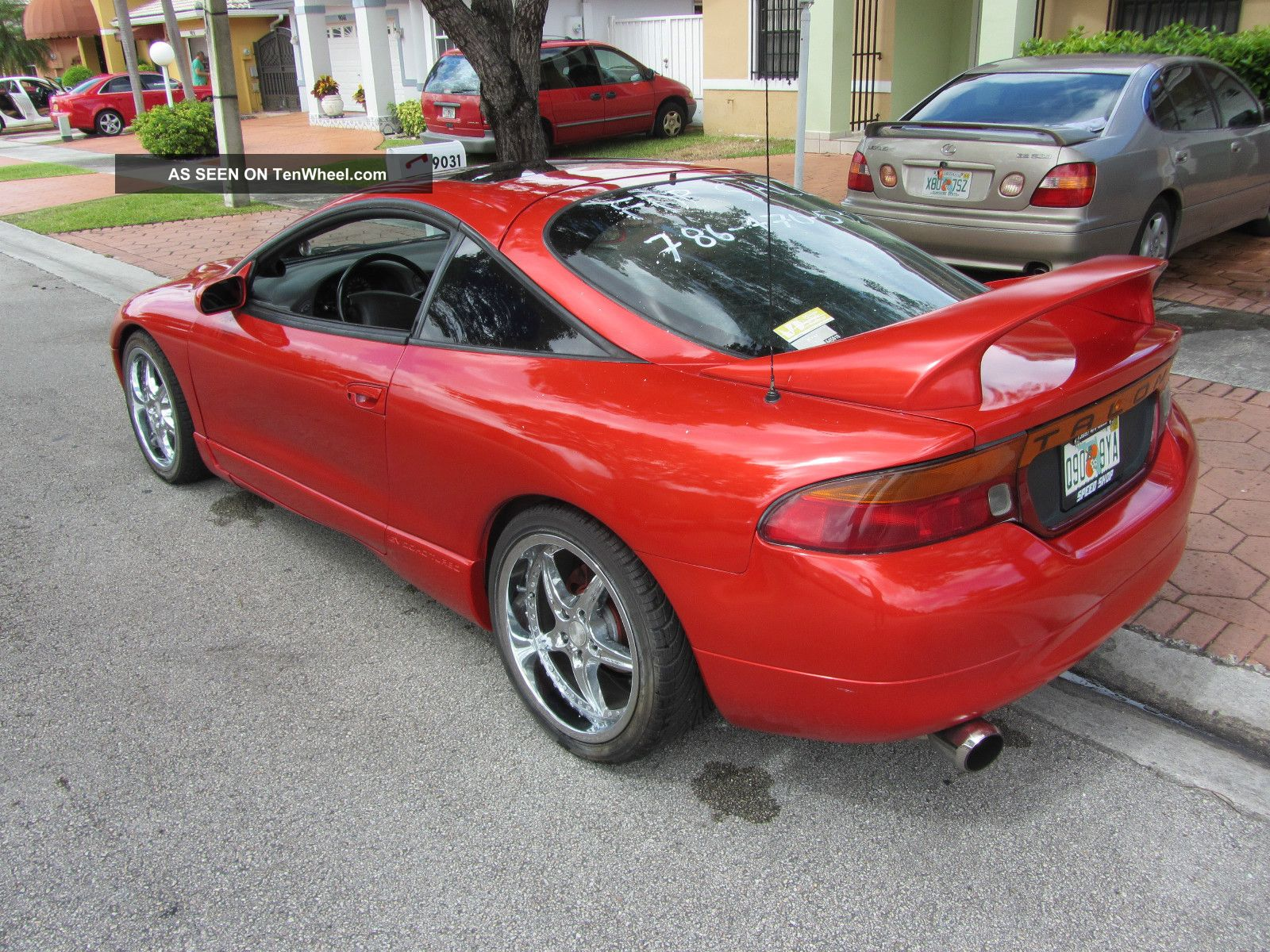 Eagle talon photo - 7
