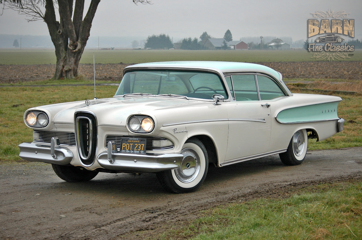 Edsel pacer photo - 1