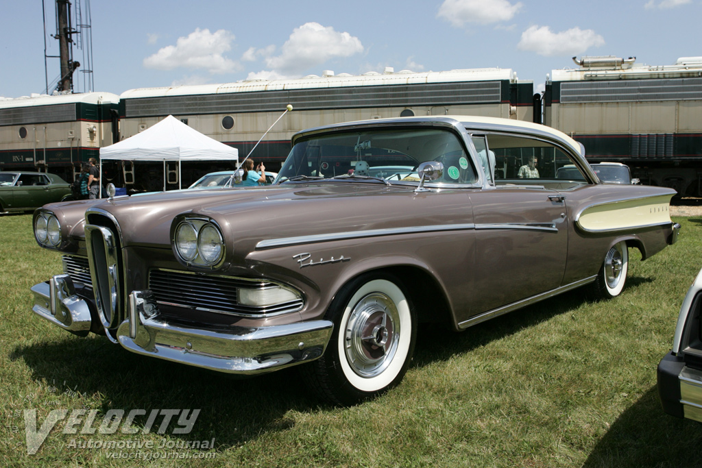 Edsel pacer photo - 10