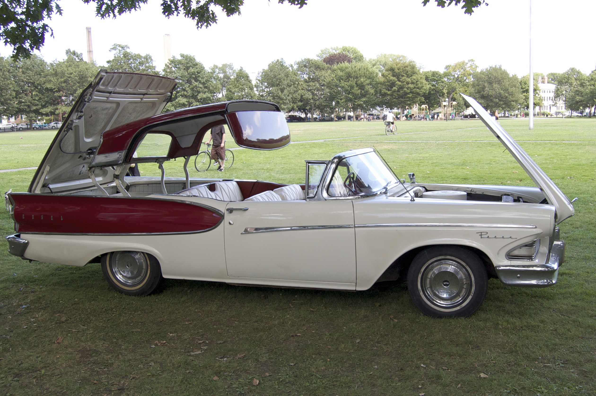 Edsel pacer photo - 2
