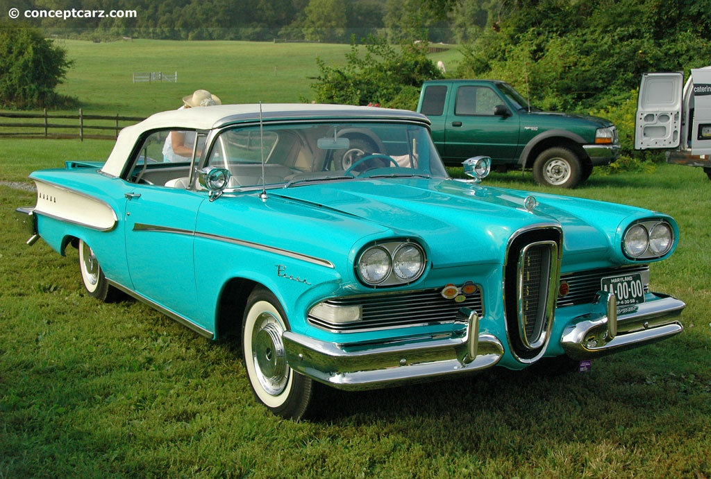 Edsel pacer photo - 3