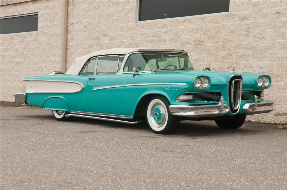 Edsel pacer photo - 4
