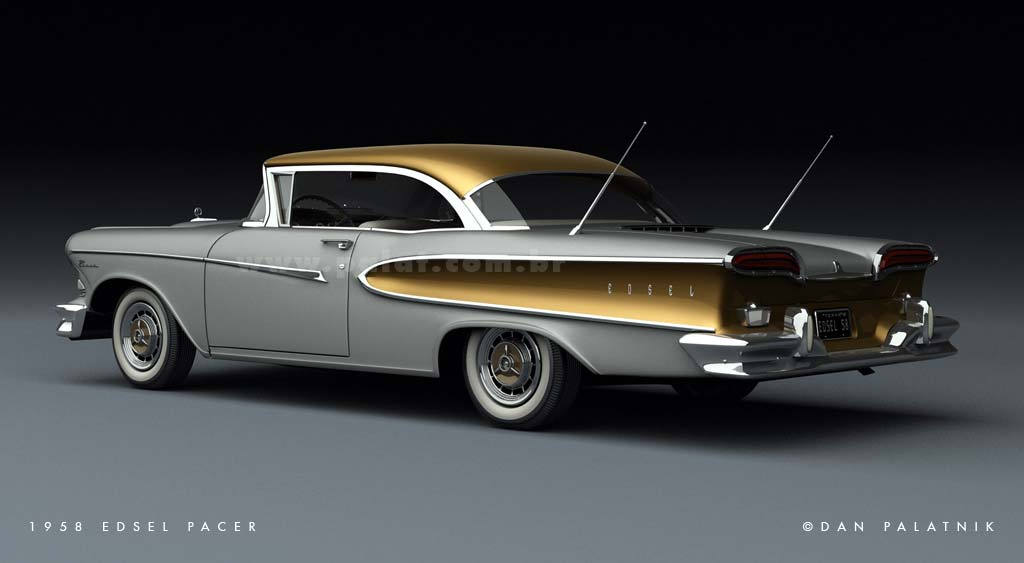 Edsel pacer photo - 8