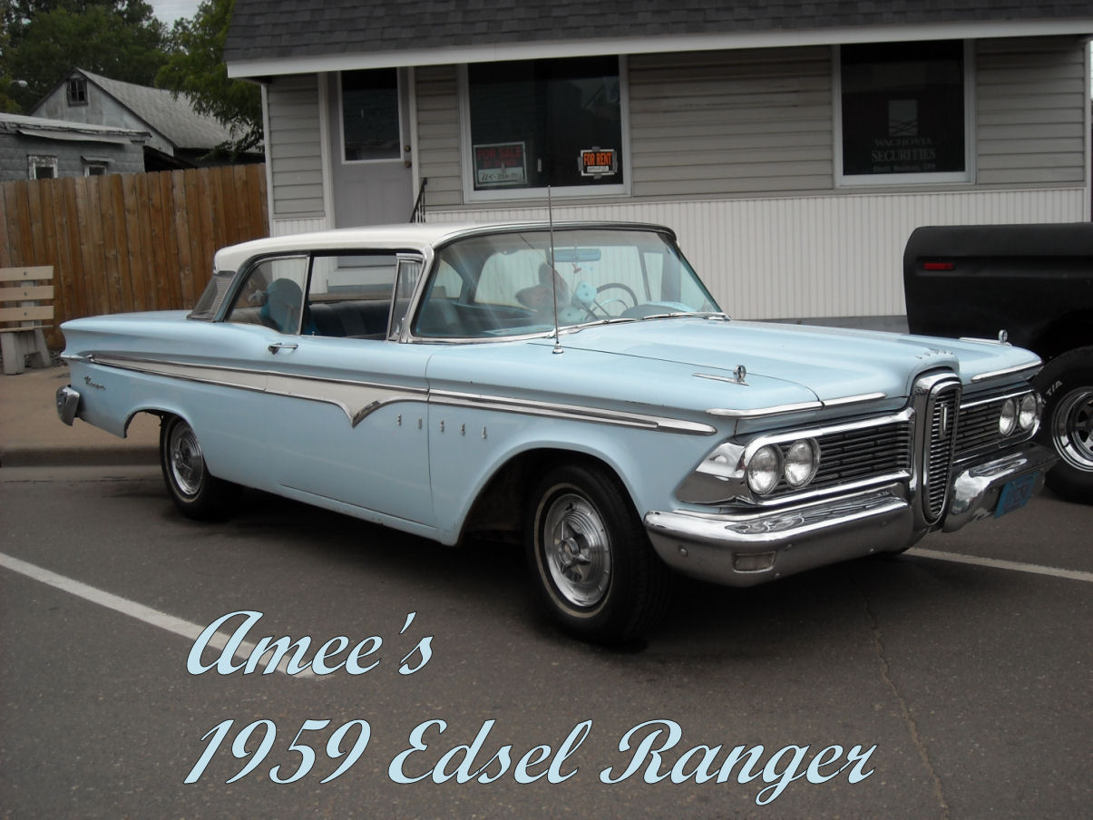 Edsel ranger photo - 1