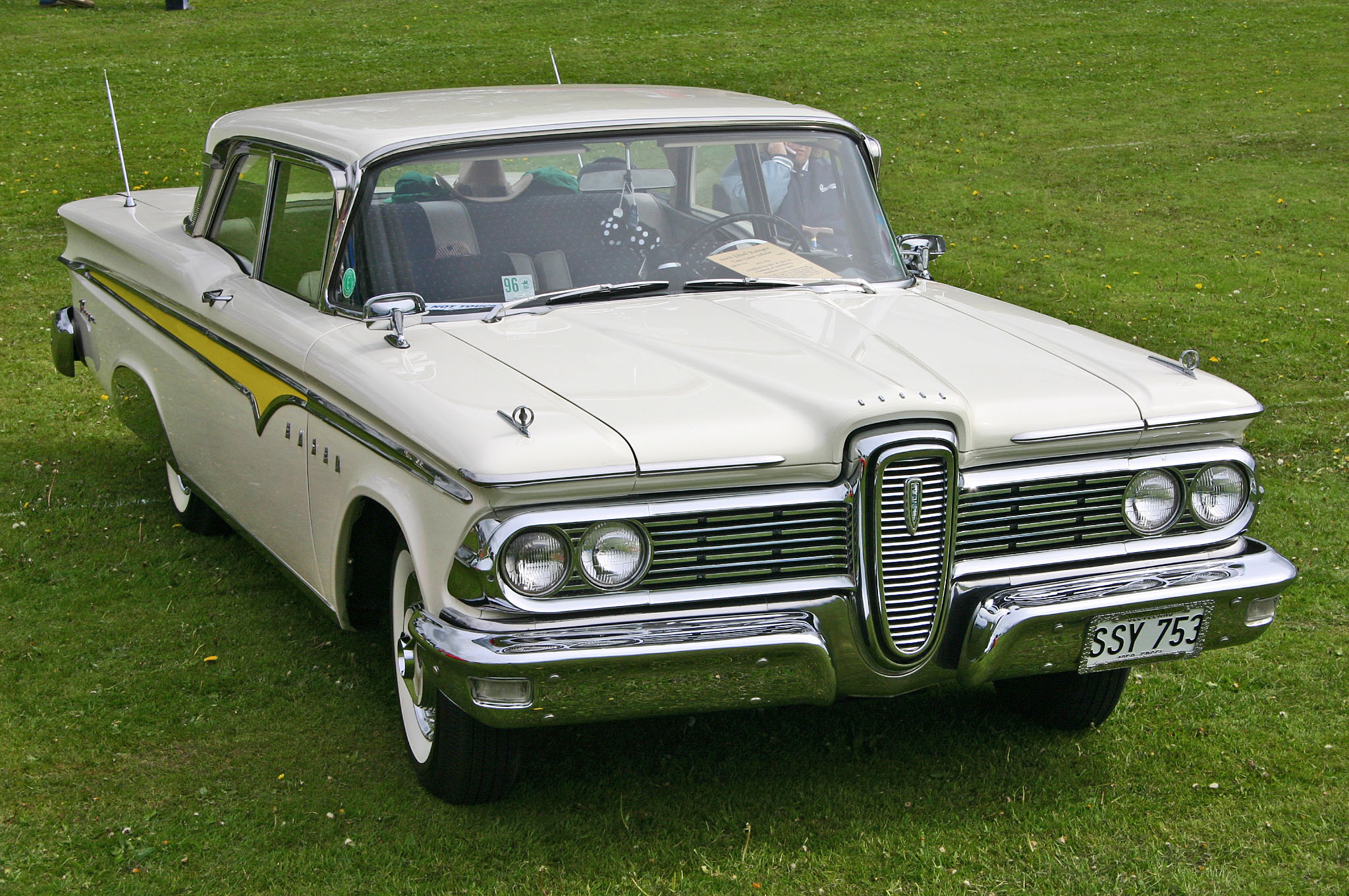 Edsel ranger photo - 4