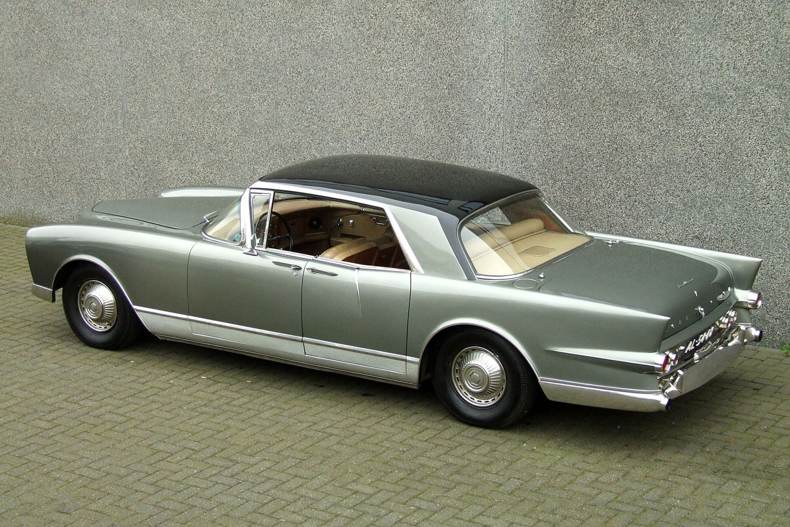 Facel vega excellence photo - 2