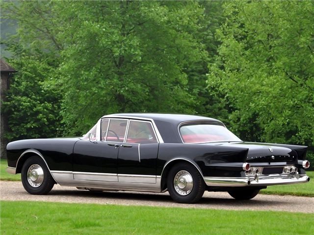 Facel vega excellence photo - 4