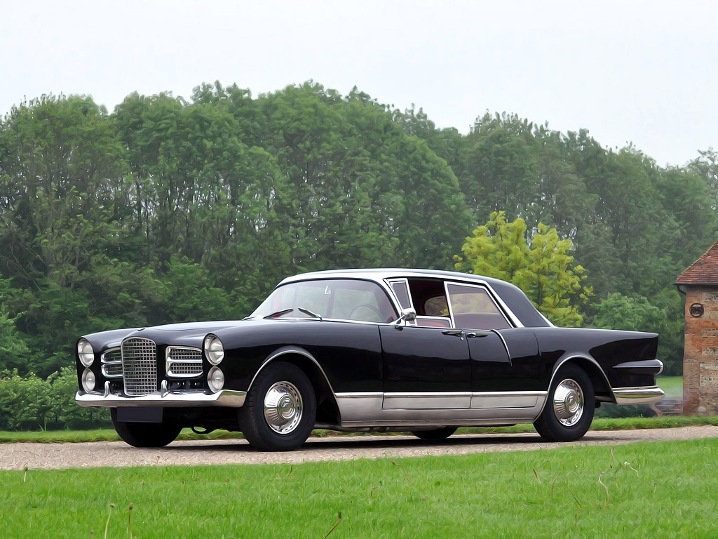 Facel vega excellence photo - 5