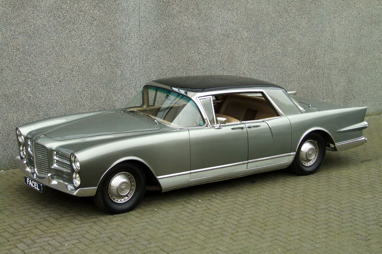 Facel vega excellence photo - 8