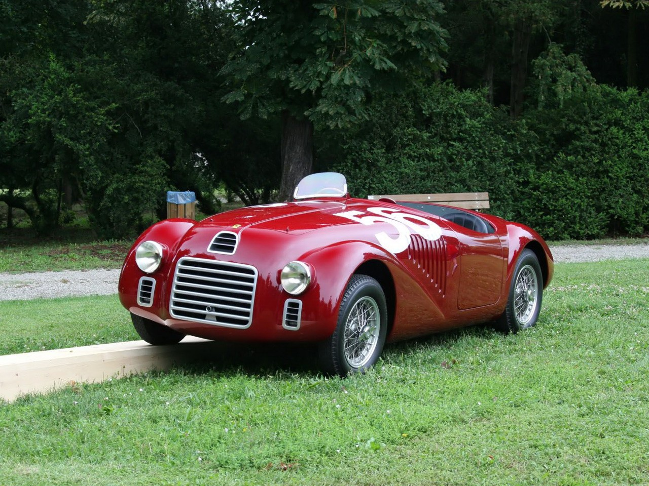 Ferrari 125s Photo And Video Review Comments