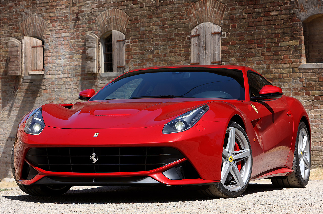 Ferrari berlinetta photo - 10