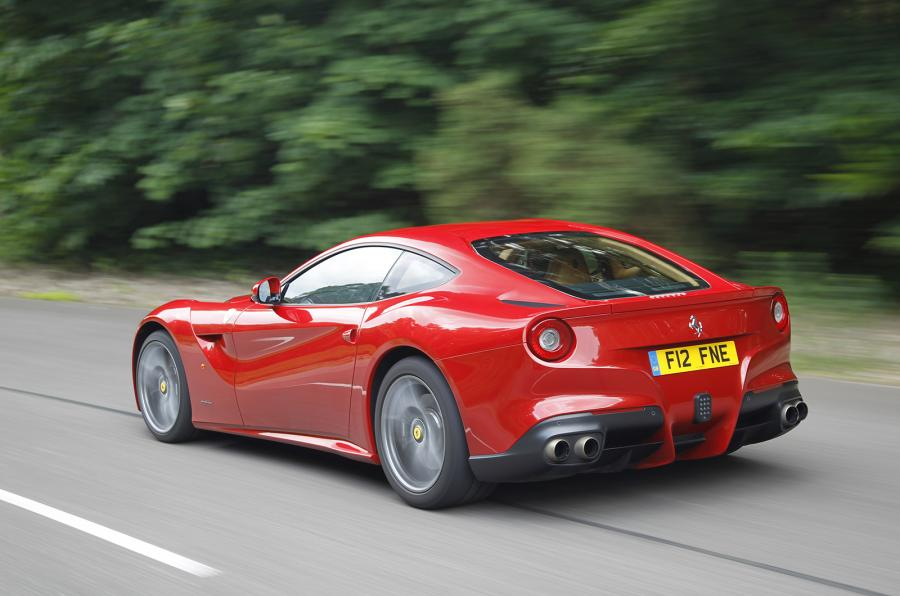 Ferrari berlinetta photo - 4