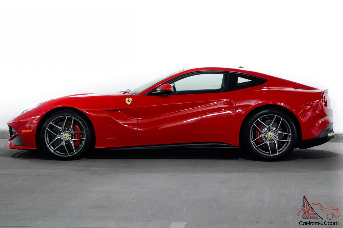 Ferrari berlinetta photo - 9
