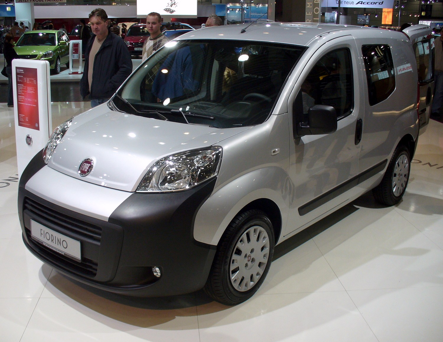 Fiat fiorino photo - 10