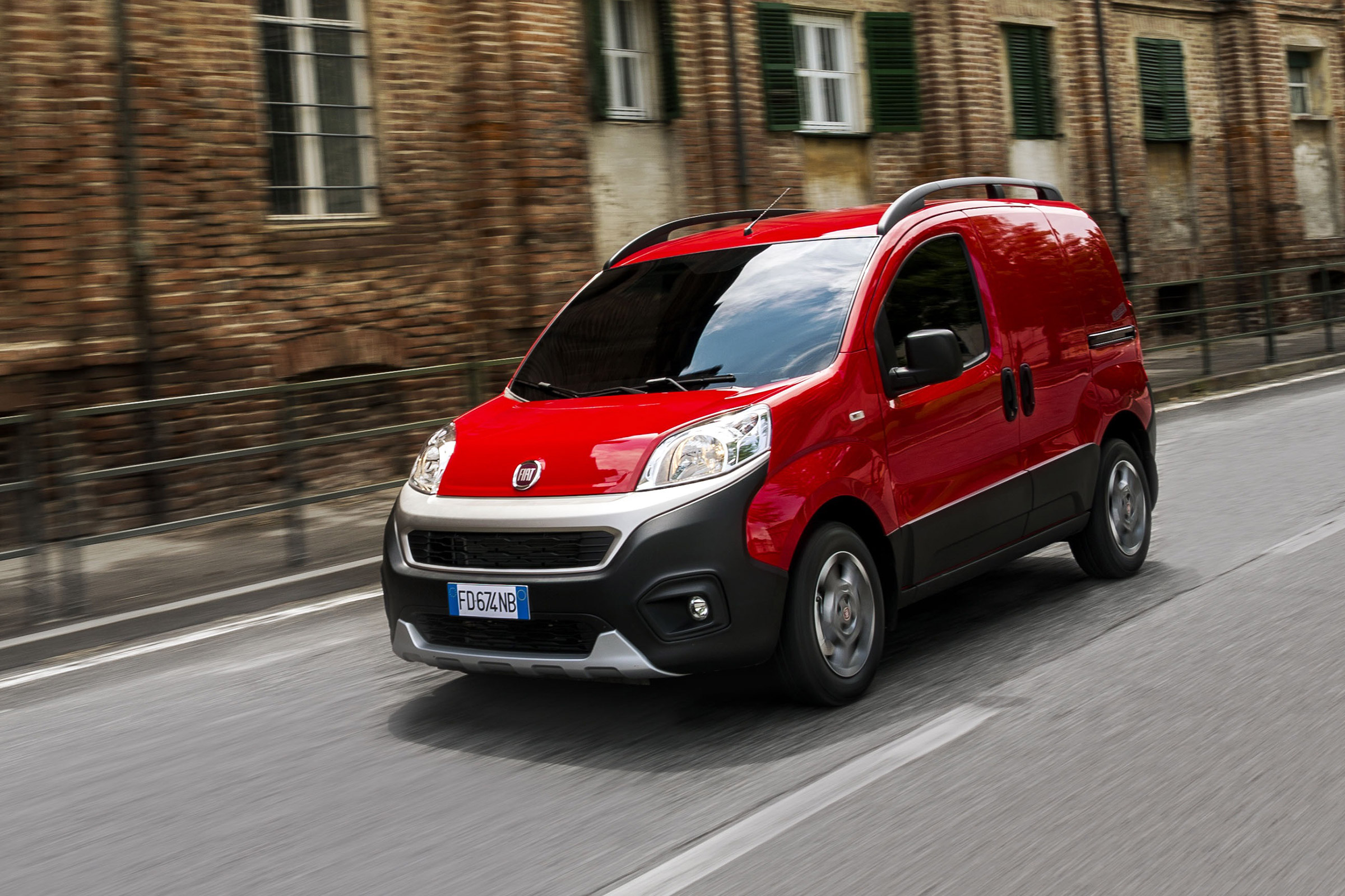 Fiat fiorino photo - 6