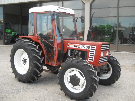 Fiatagri 45-66 photo - 7