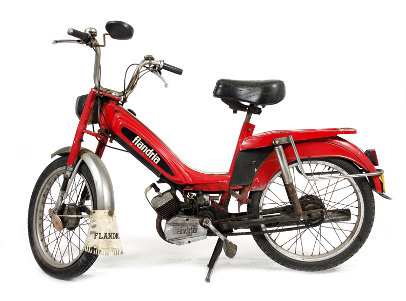 Flandria moped Photo and Video Review  Comments