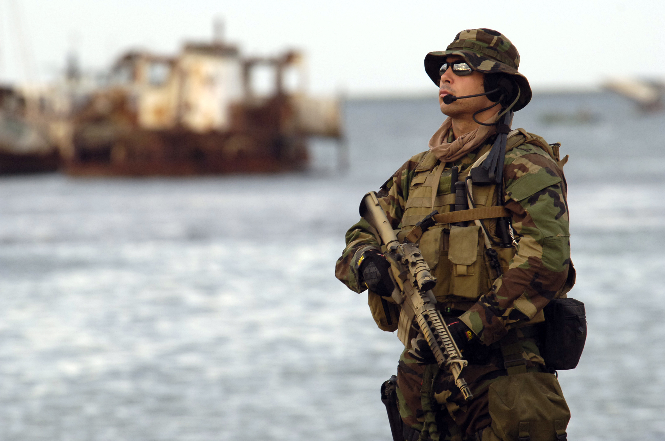 Force protection photo - 9