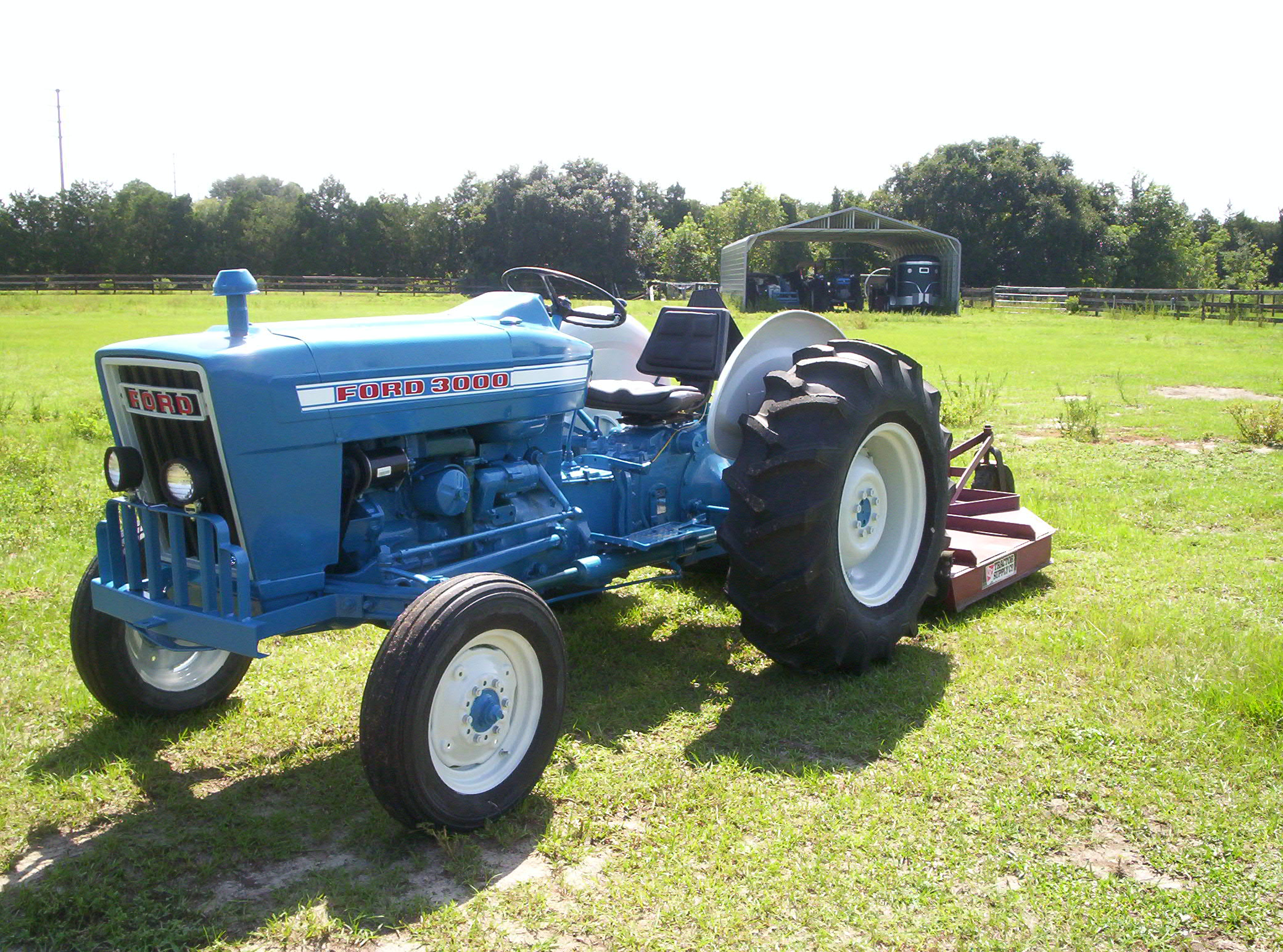 Ford 3000 photo - 5