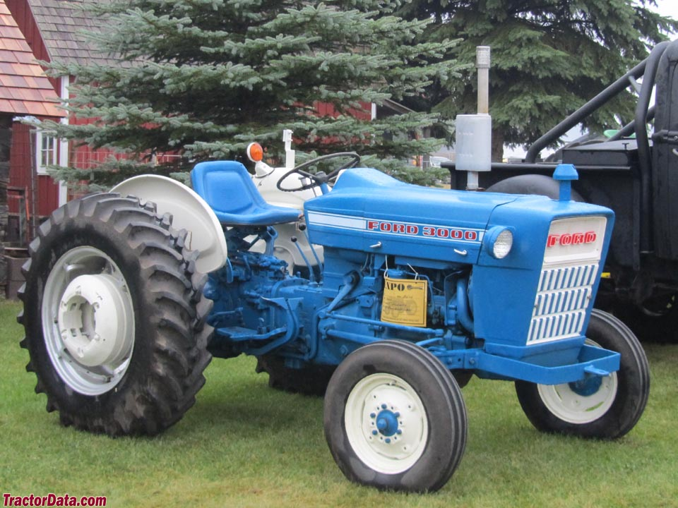 Ford 3000 photo - 6