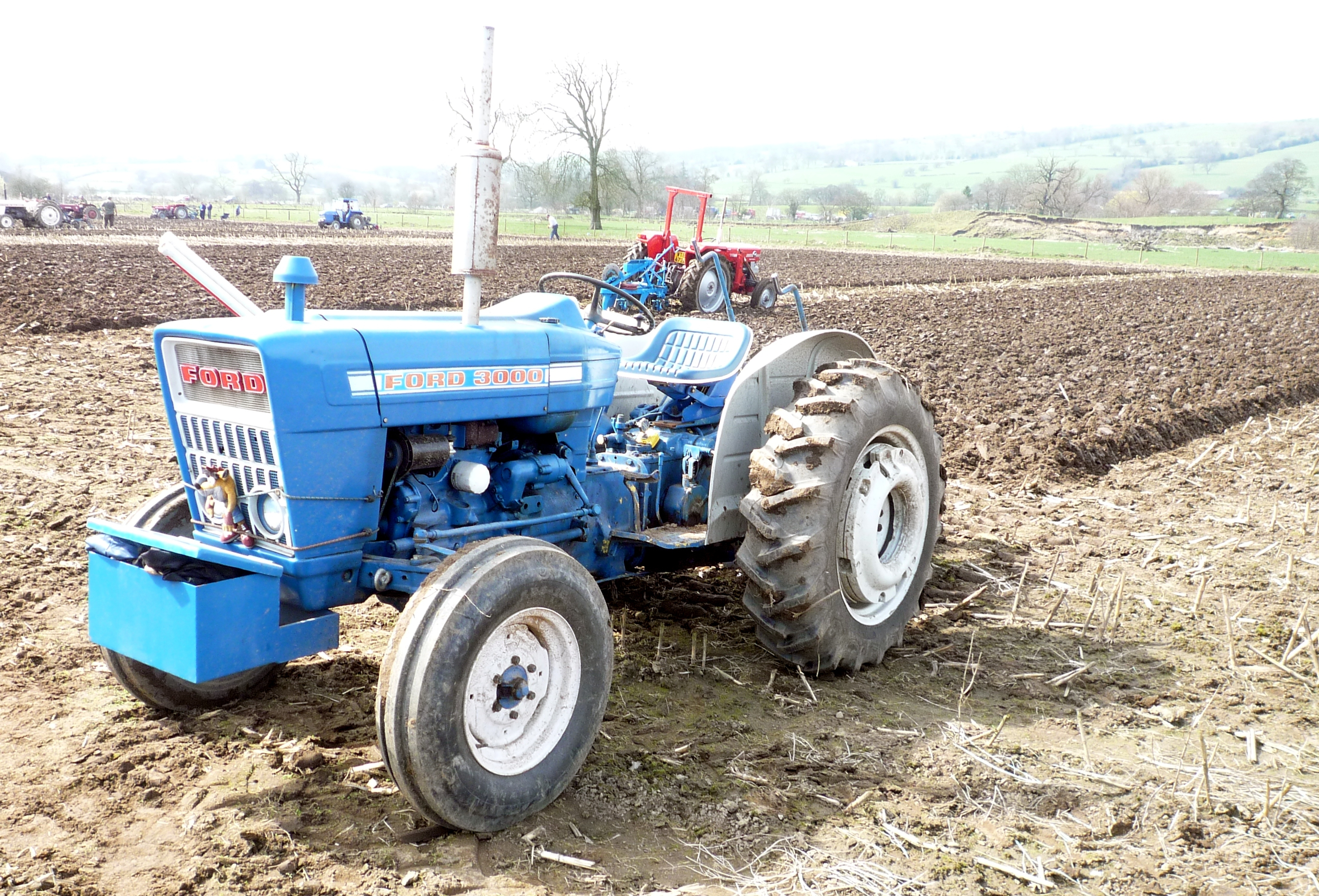 Ford 3000 photo - 7