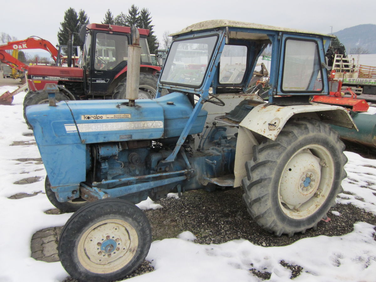 Ford 3000 photo - 9