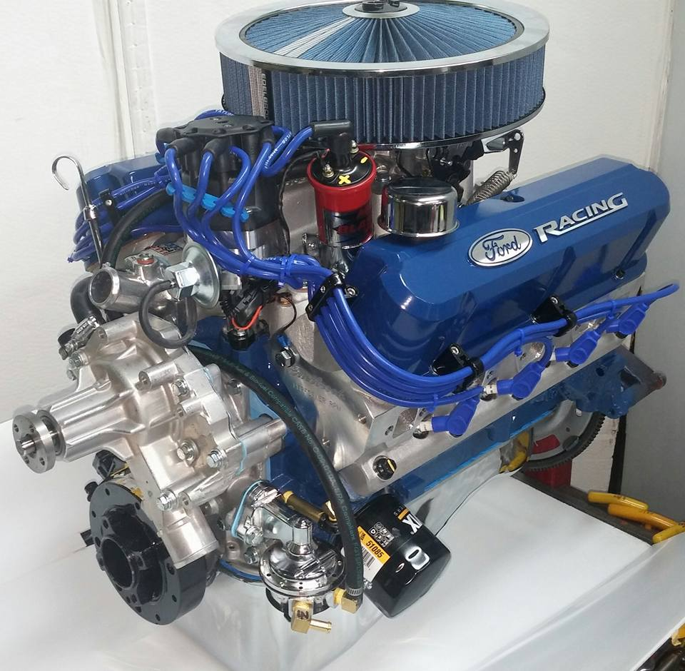 Ford 302 photo - 2