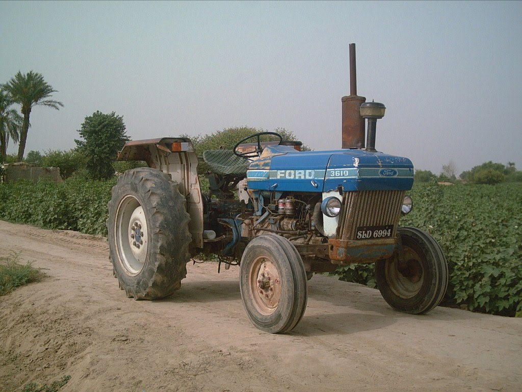 Ford 3610 photo - 6
