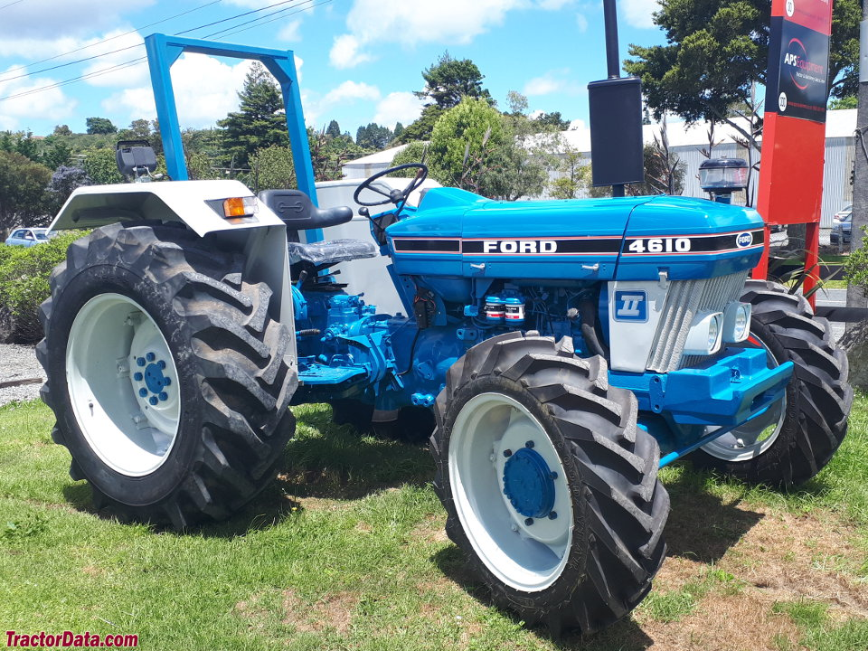 Ford 4610 photo - 10