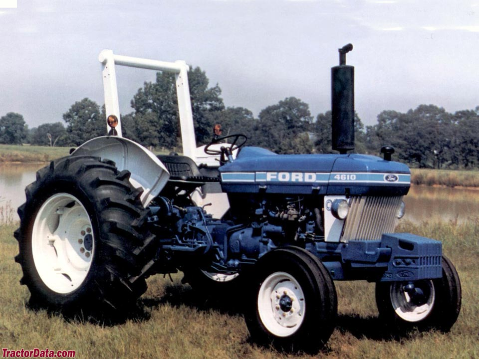 Ford 4610 photo - 7