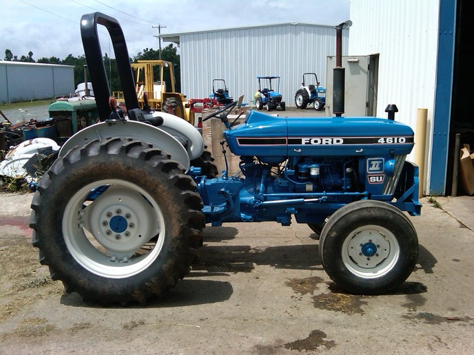 Ford 4610 photo - 8