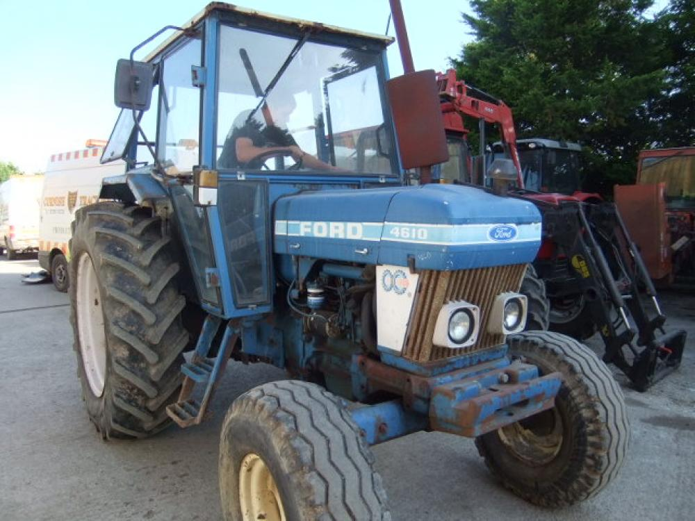 Ford 4610 photo - 9