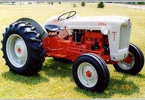 Ford 501 photo - 1