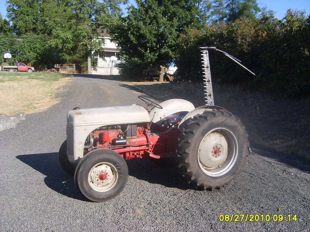 Ford 501 photo - 5