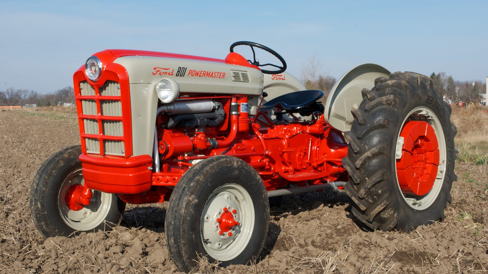Ford 801 photo - 8