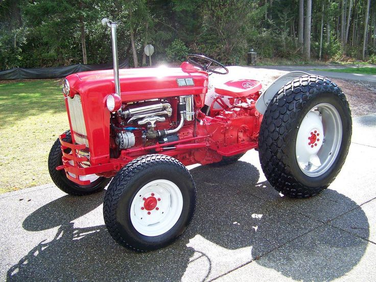 Ford 801 photo - 9