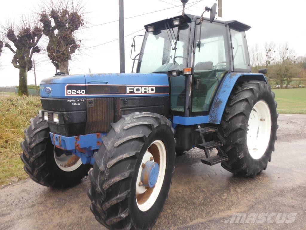 Ford 8240 photo - 6