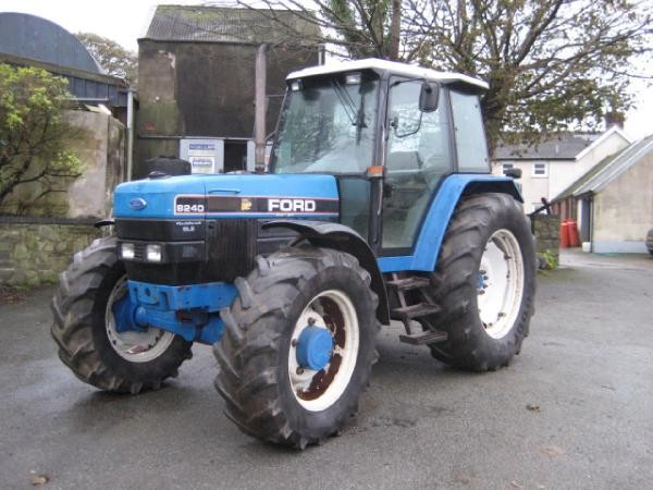 Ford 8240 photo - 7