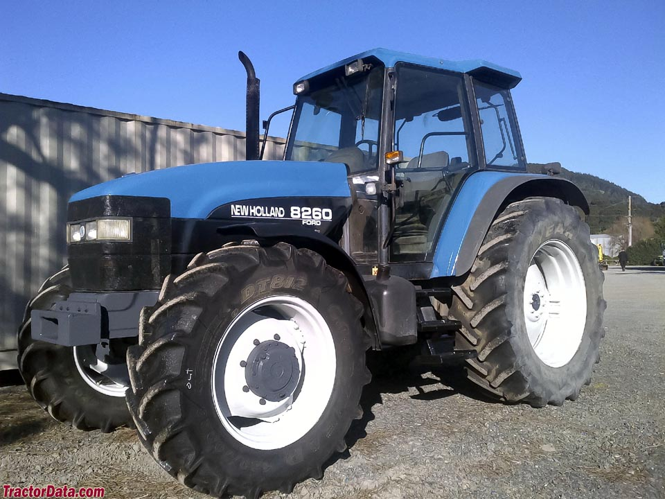 Ford 8260 photo - 2
