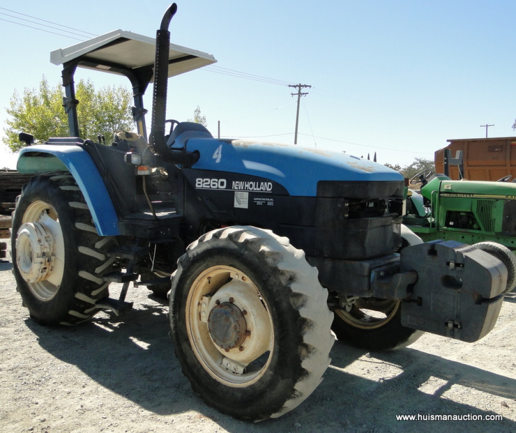 Ford 8260 photo - 9