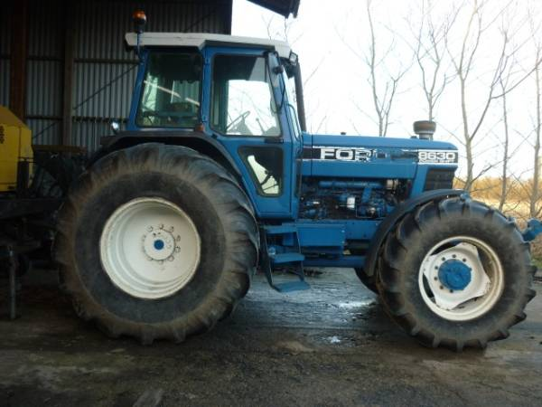 Ford 8610 photo - 1