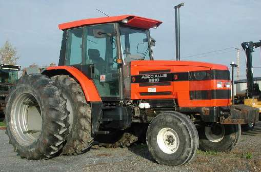 Ford 8610 photo - 10
