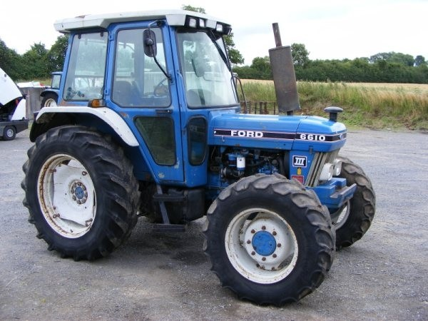 Ford 8610 photo - 5