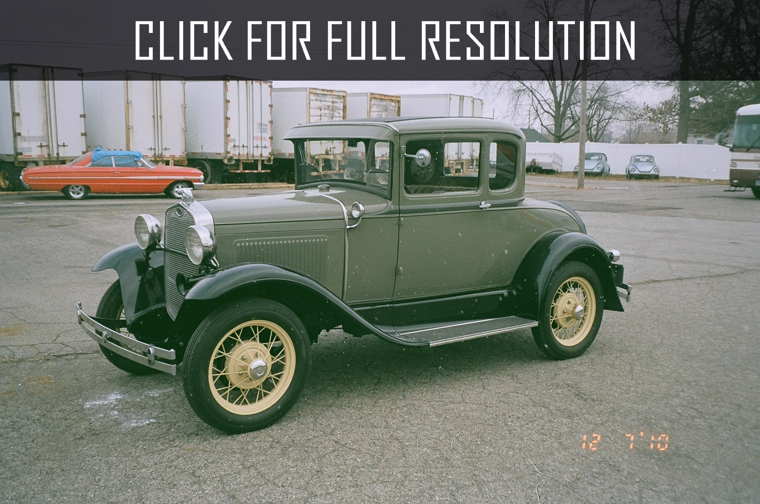 Ford a1 photo - 1