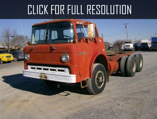 Ford c-8000 photo - 2
