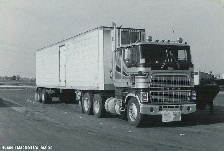 Ford cl9000 photo - 10