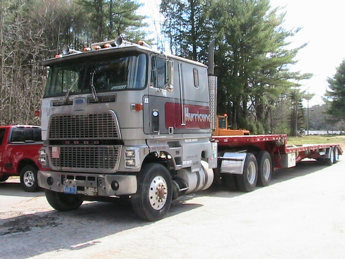 Ford cl9000 photo - 3