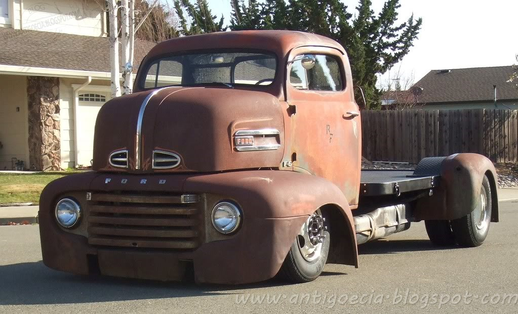 Ford coe photo - 6
