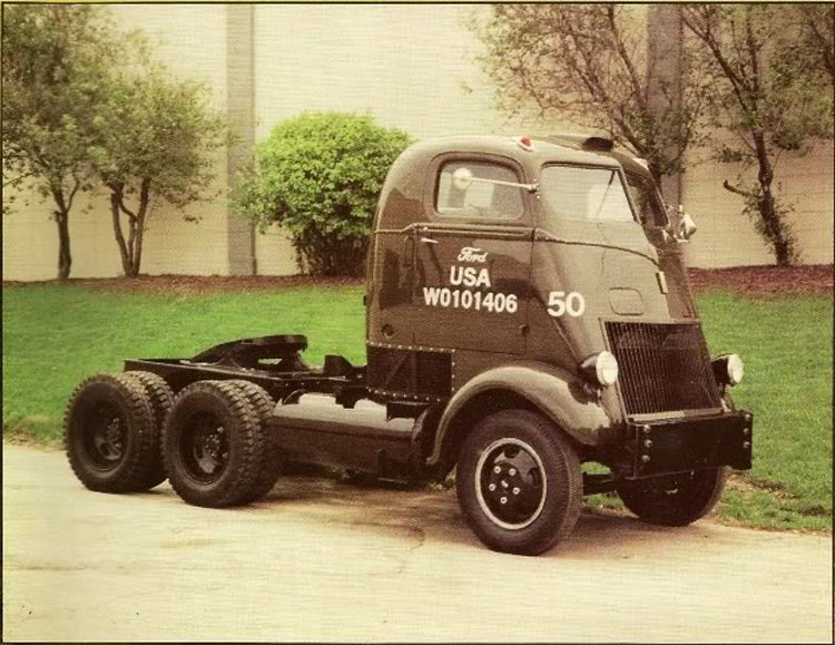 Ford coe photo - 8