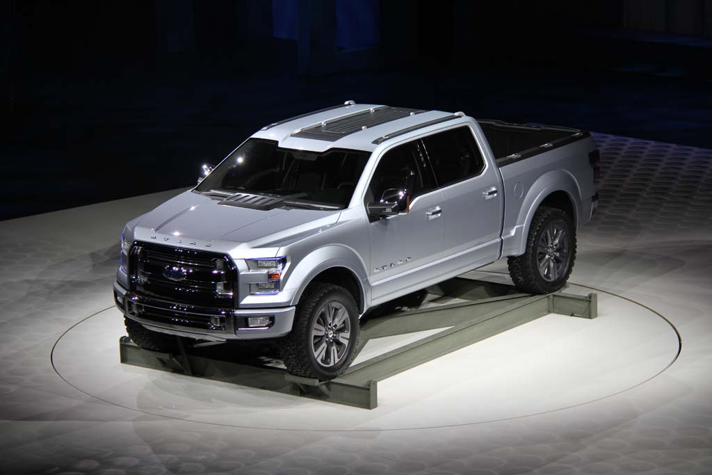 Ford concept photo - 1